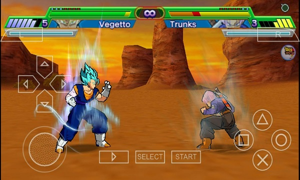 descargar dragon ball z shin budokai 2 psp espanol utorrent