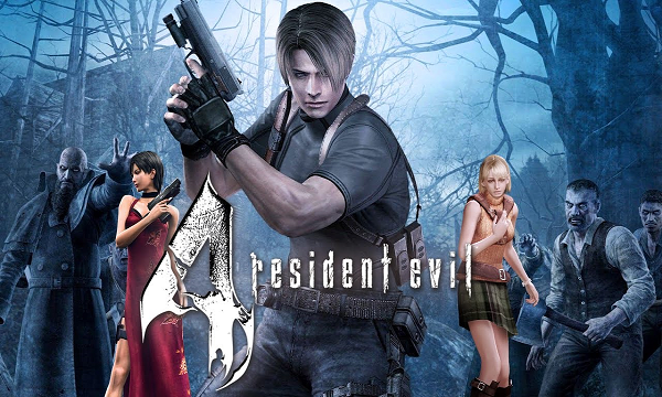 resident evil 4 para android baixar