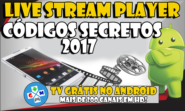 codigos secretos live stream player