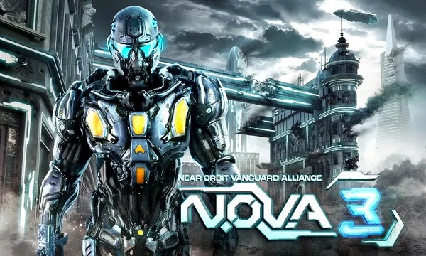 N.O.V.A. 3 – Near Orbit Vanguard Alliance v 1.0.7 APK + OBB